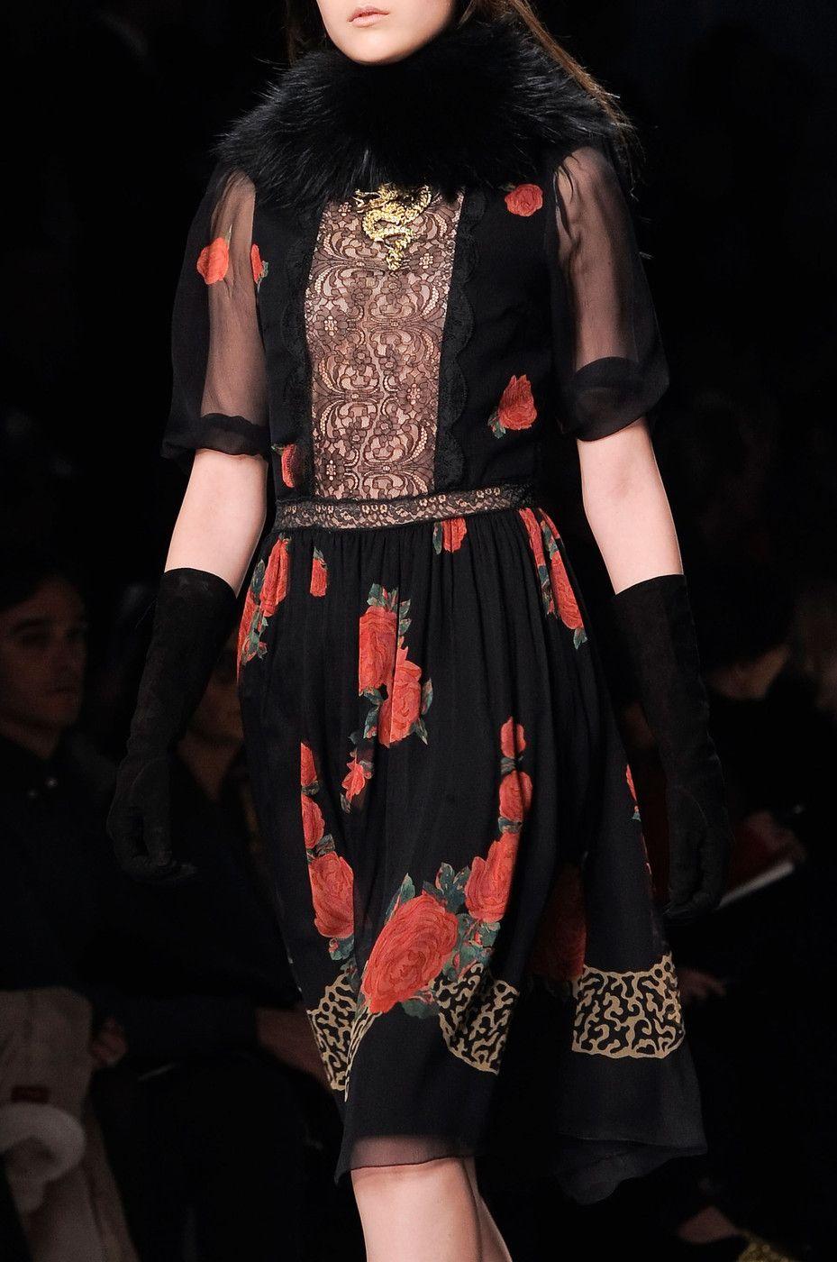 Blugirl at Milan Fashion Week Fall 2013