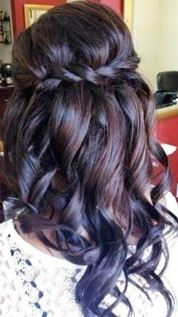 Check out our top 12 prom or wedding hairstyles for long hair | http://www.jexshop.com/