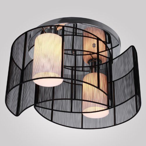ALFRED® Deckenleuchte modernes Design Schlafzimmer 2 Leuchten - moderne deckenleuchten fur wohnzimmer