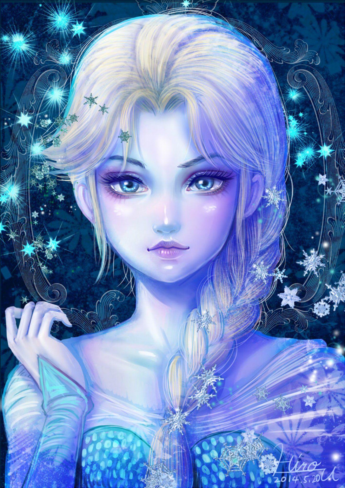 25 Amazing Frozen Elsa Iphone