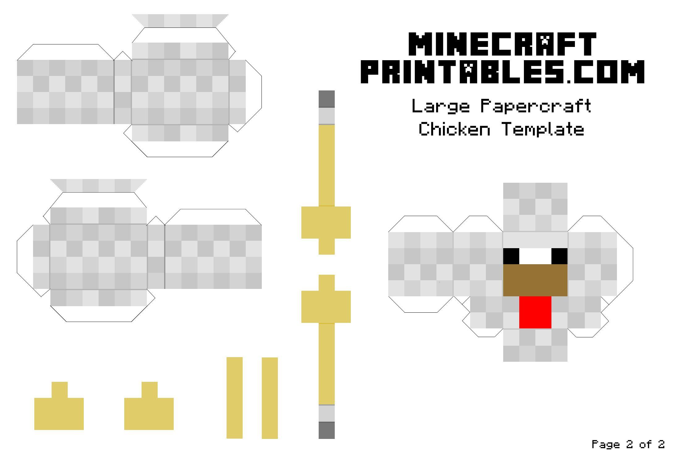 Per gli appassionati di minecraft personaggi e blocchi for Progetti in 3d gratis