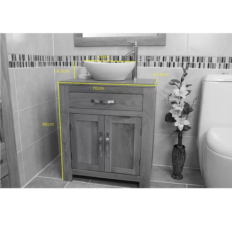 Vanity Units Bathroom Units Sink Cabinets Wayfair Co Uk In 2020 Bathroom Units Vanity Units Locker Storage