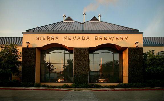 Sierra Nevada Brewery Chico Ca Chico California Pinterest