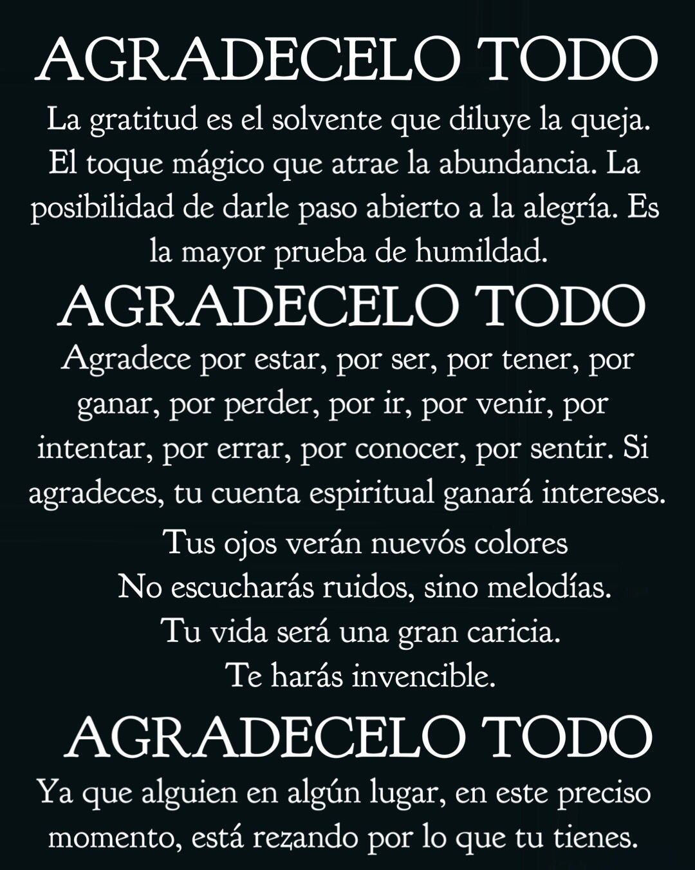 Pin De Lourdes Morales En Poems Gratitud Frases Frases De