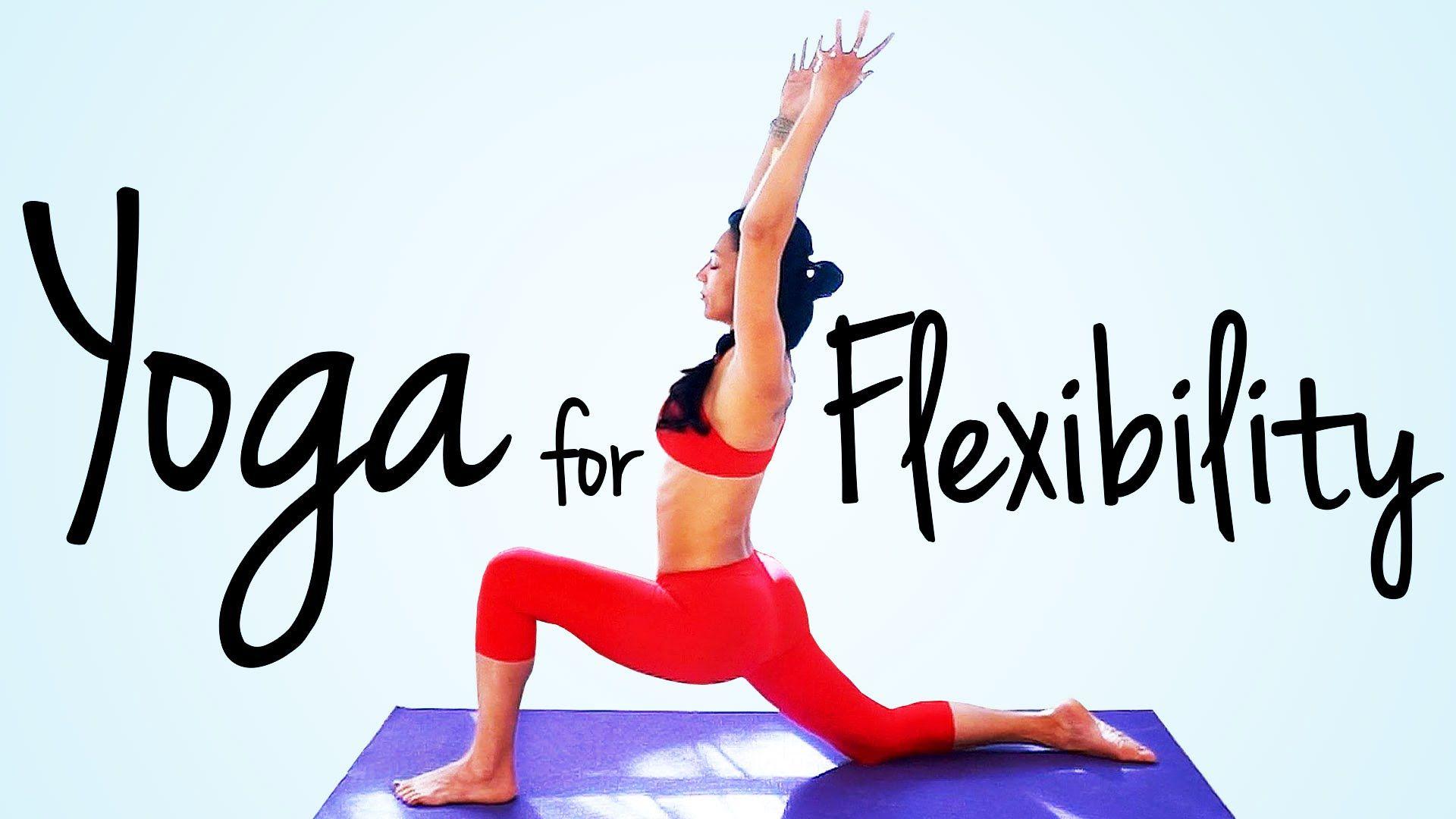 Beginners Yoga For Flexibility Love 20 Minute Full Body Deep Stretch