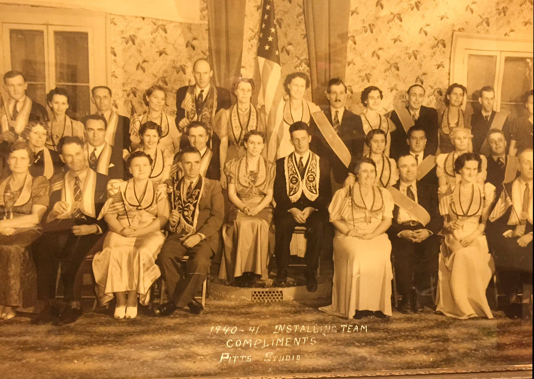 First called yolo odd fellows lodge because the city of