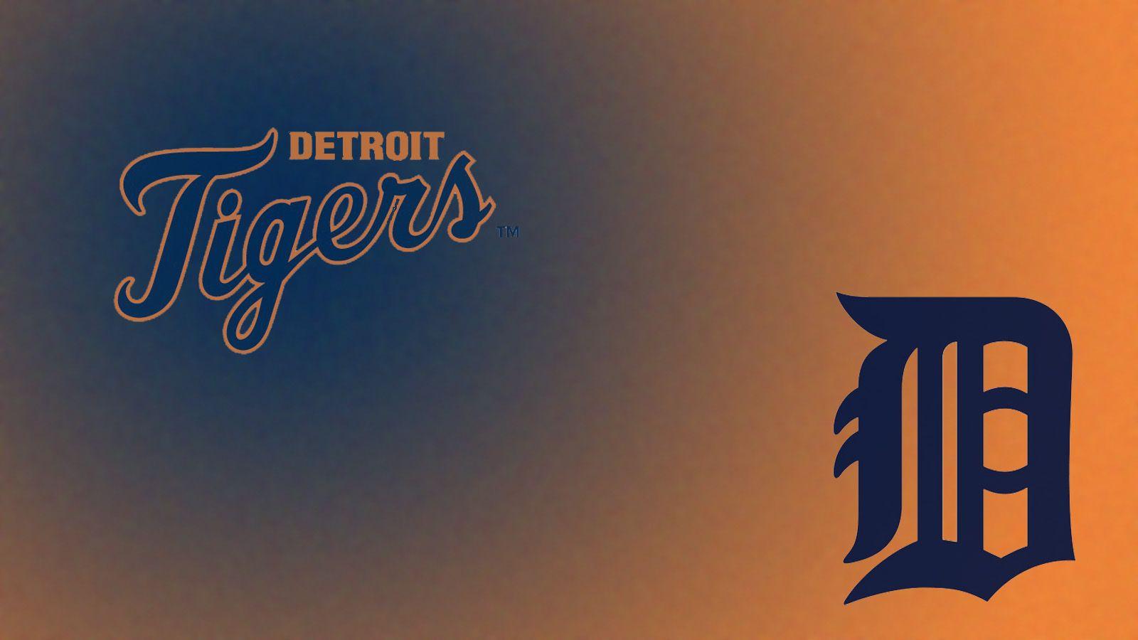 Detroit Tigers Symbols Background Jpg 1600 900 Detroit Tigers Detroit Wallpaper Size