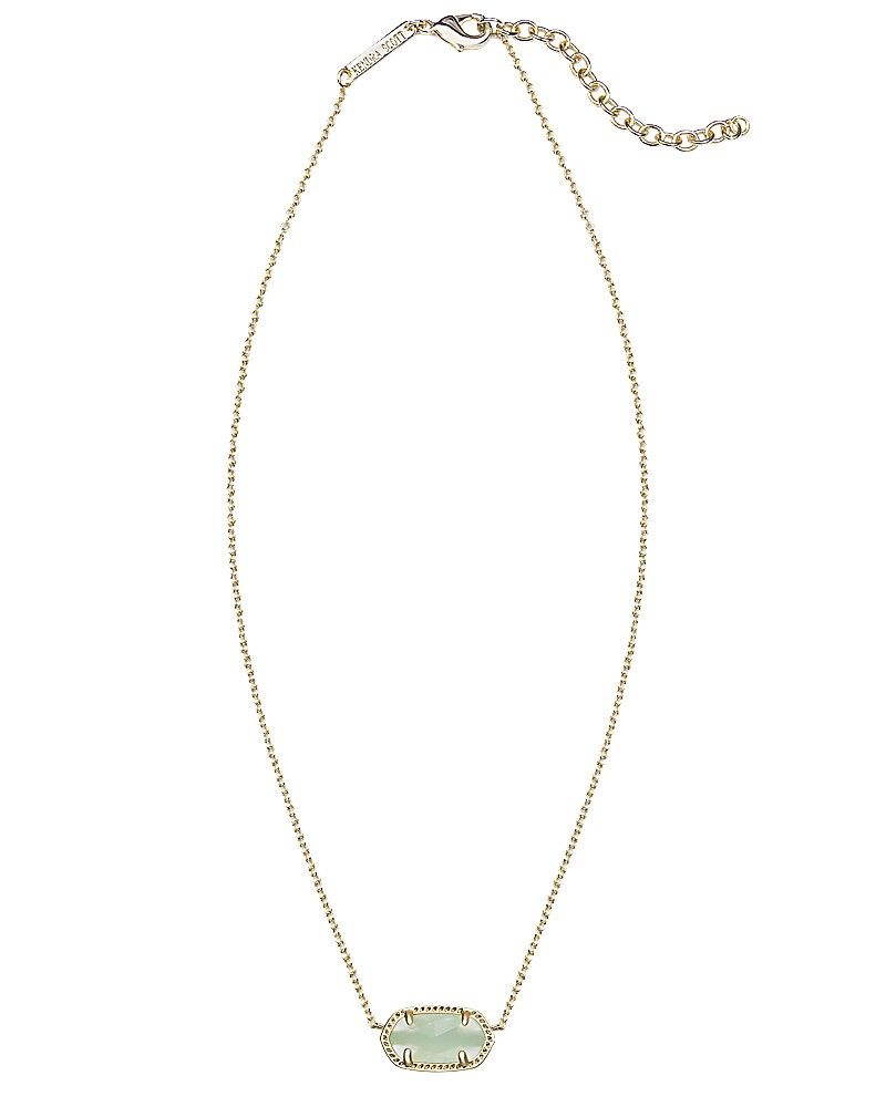 Kendra scott elisa pendant necklace in chlacedony accessories