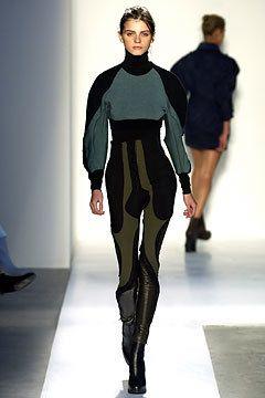 Balenciaga Fall 2003 Ready-to-Wear Fashion Show - Nicolas Ghesquière, Jeisa Chiminazzo