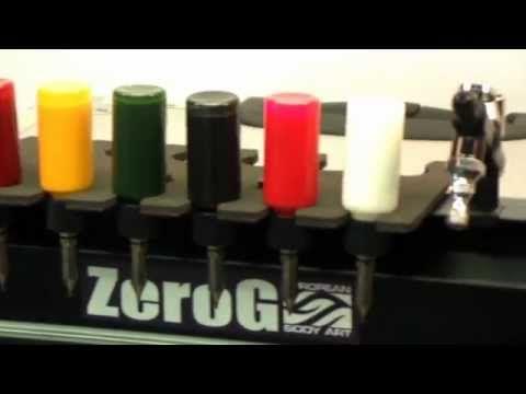 Zerog Ii Airbrush In Action Airbrush Airbrush Youtube Screwdriver