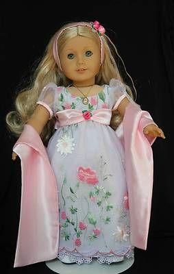Regency Era 1812 Jane Austen OOAK for Caroline by Glorias Garden | eBay for buy it now $95 - beautiful!