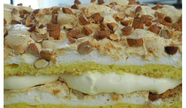 Kvaefjordkake Oder Der Beste Kuchen Der Welt Beste Kuchen Bester Kuchen Der Welt Norwegische Rezepte