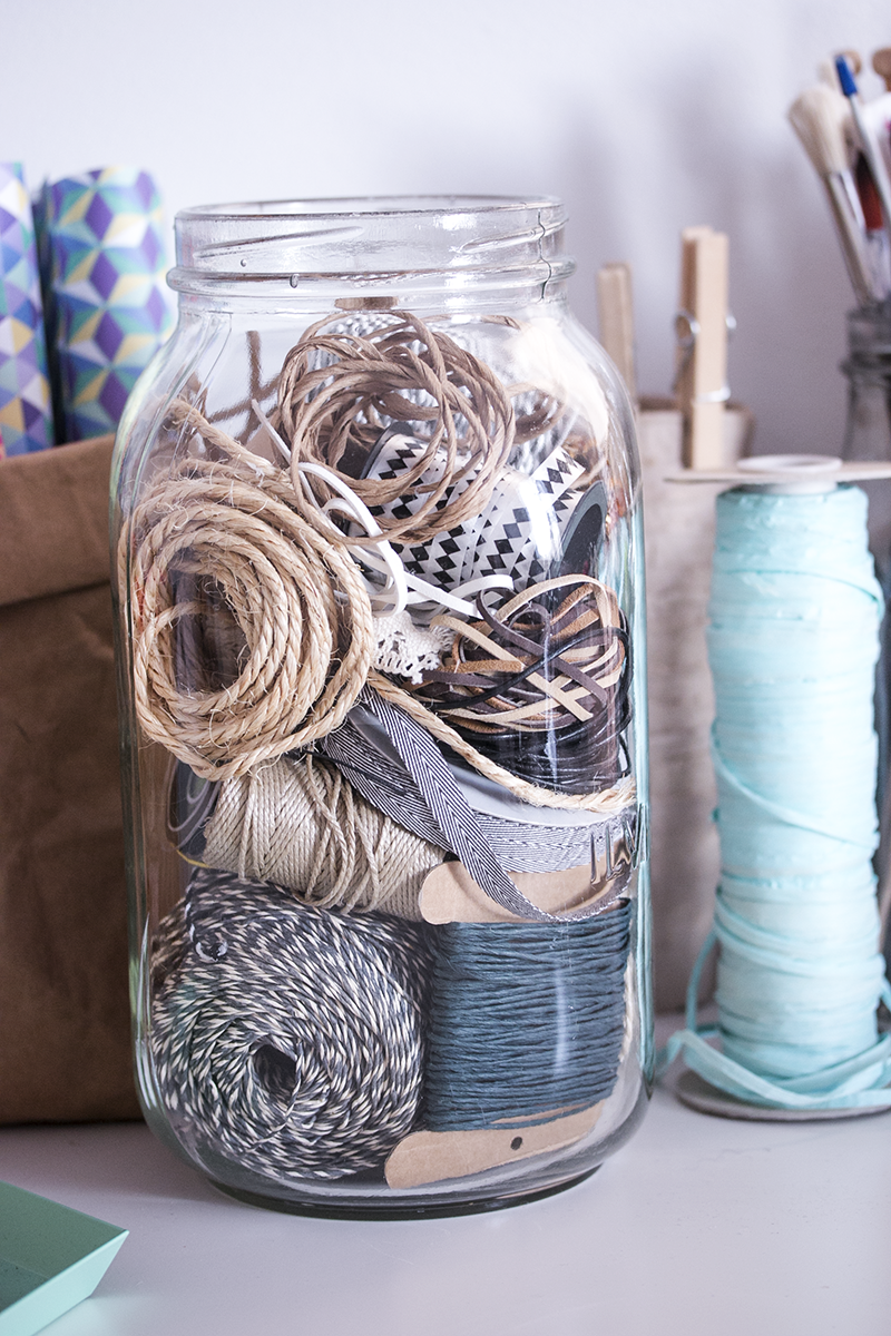 threads and ribbons by Kaisa from Finland @ NHWY