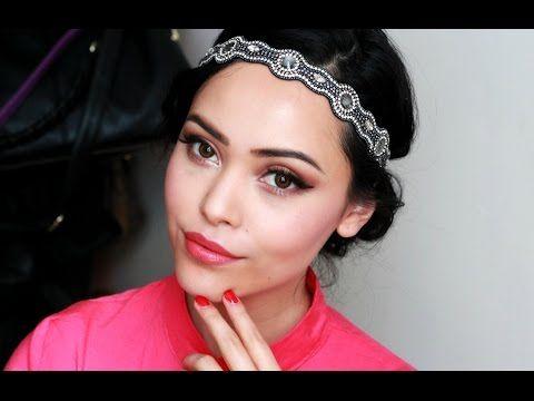 GRWM para primavera, maquillaje peinado y outfit para 2015 - YouTube