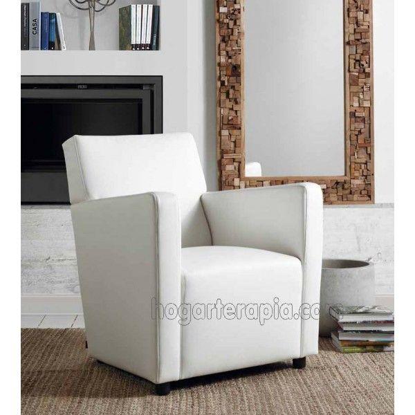 Sill n butaca sally una butaca moderna y c moda para descansar con asiento indeformable la - Butacas comodas ...