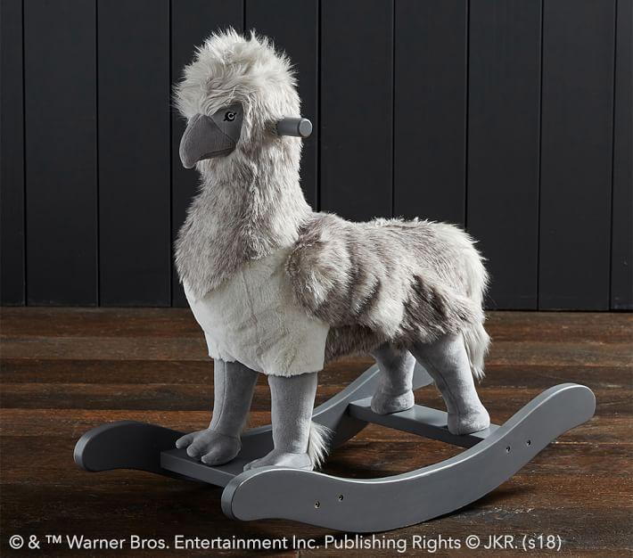 Harry Potter Buckbeak Plush Rocker Harry Potter