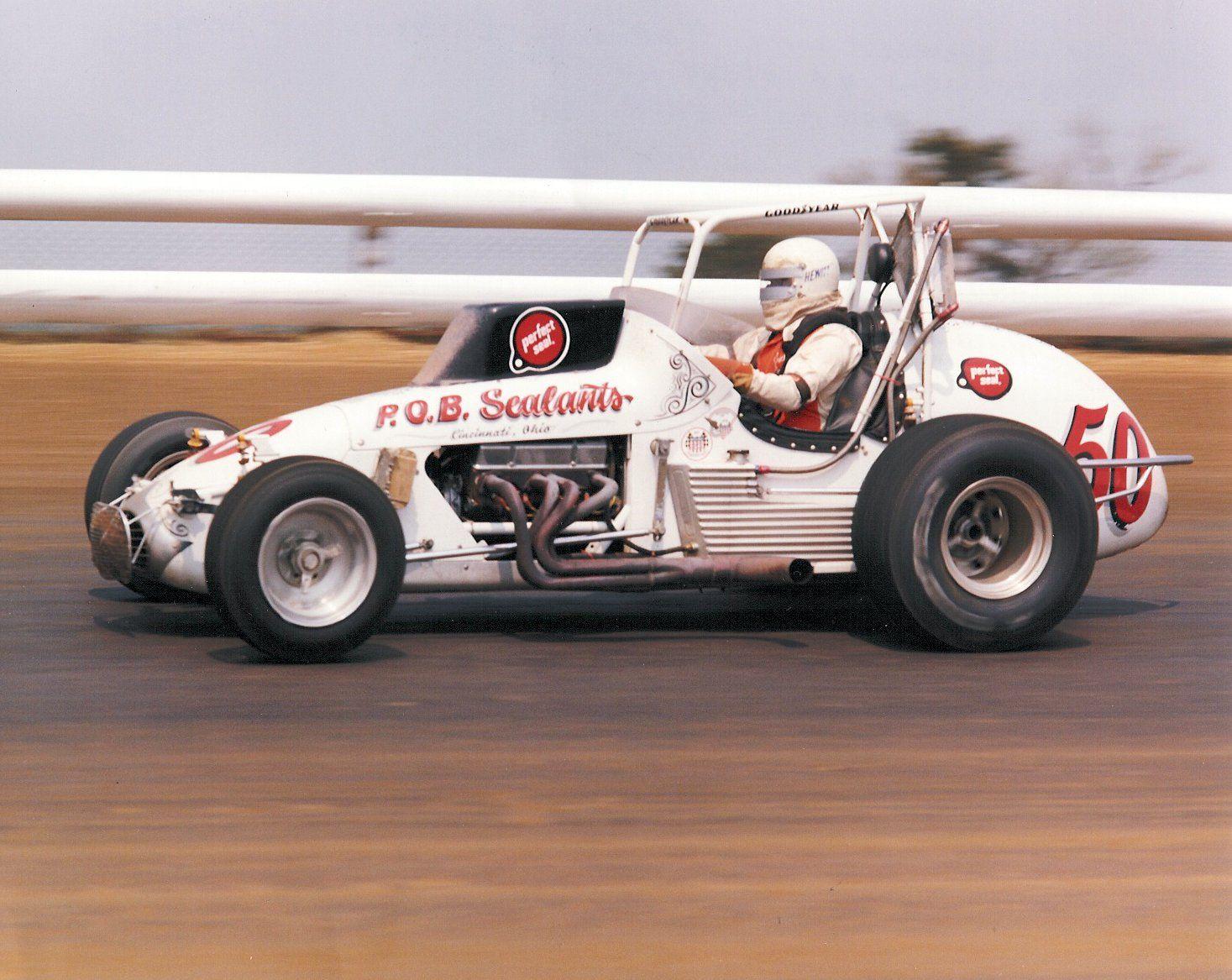 Sprint Car Jack : Usac champ car on dirt jack hewitt i think the