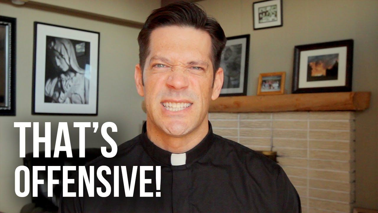 That's Offensive! - YouTube | Youth Group | Father mike