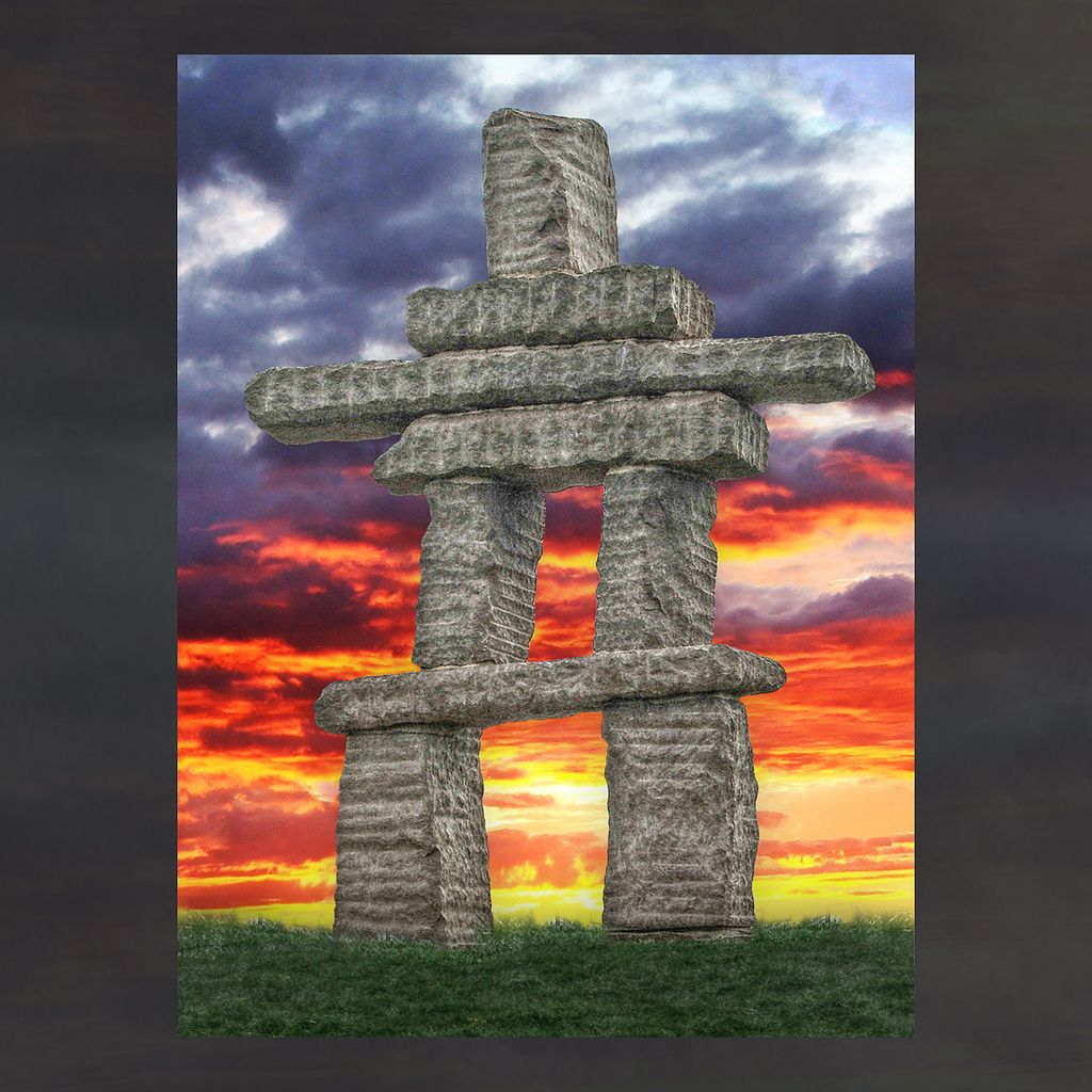 Inuksuk With Images