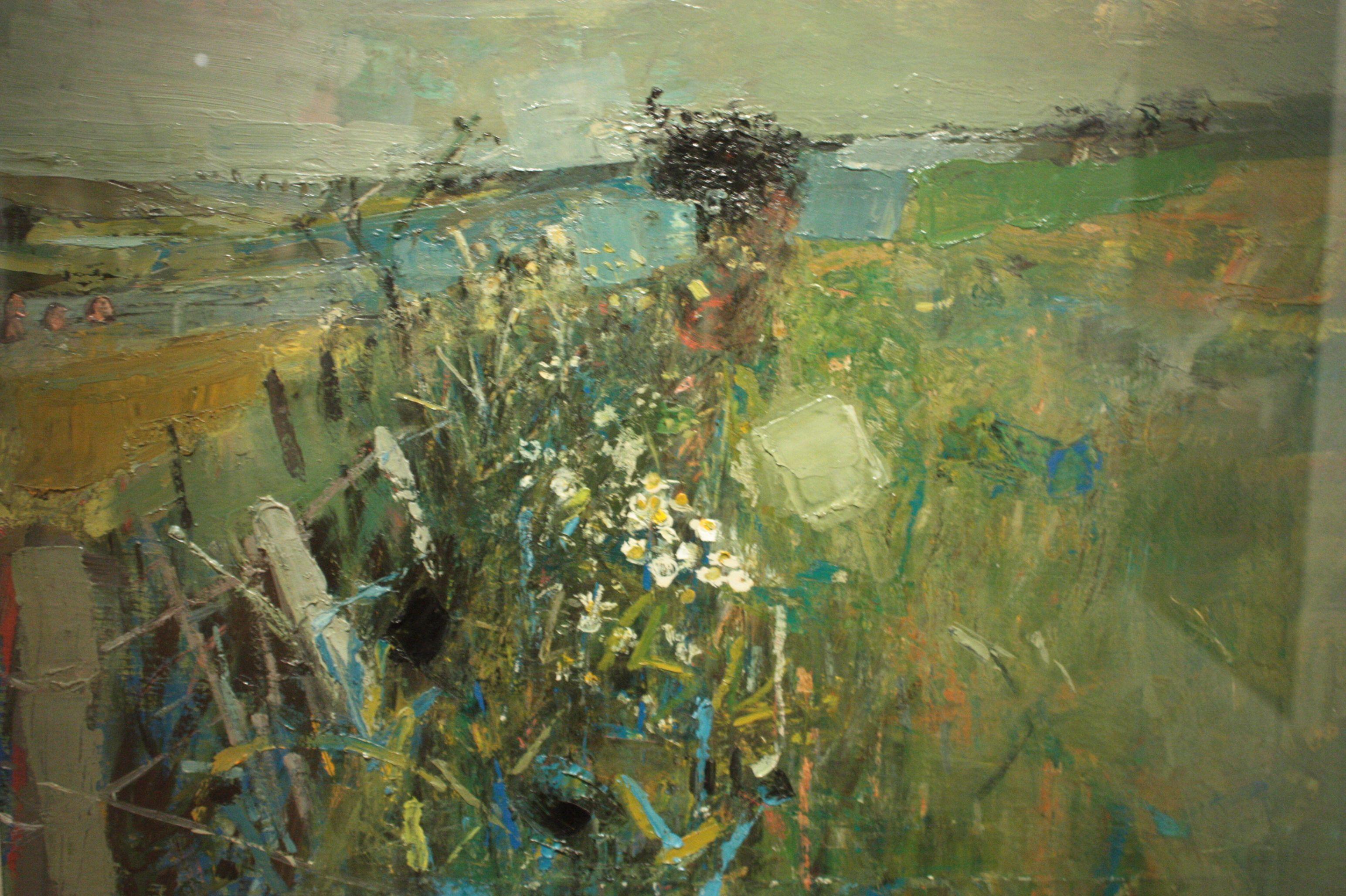 Joan Eardley Paintings Landscape