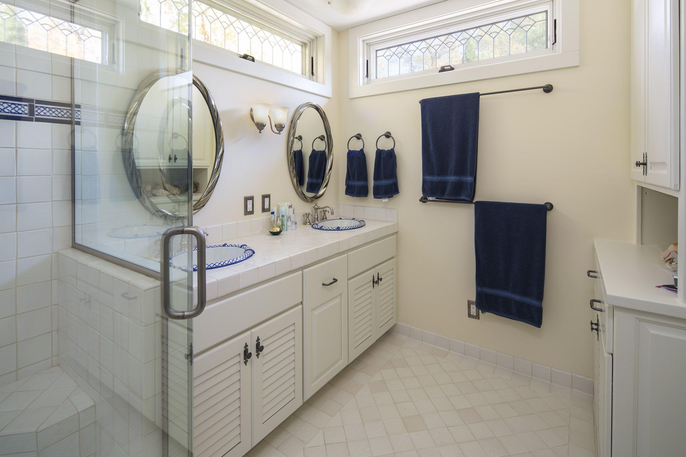 pleted luxury bathroom remodel in Minneapolis MN by Fair and