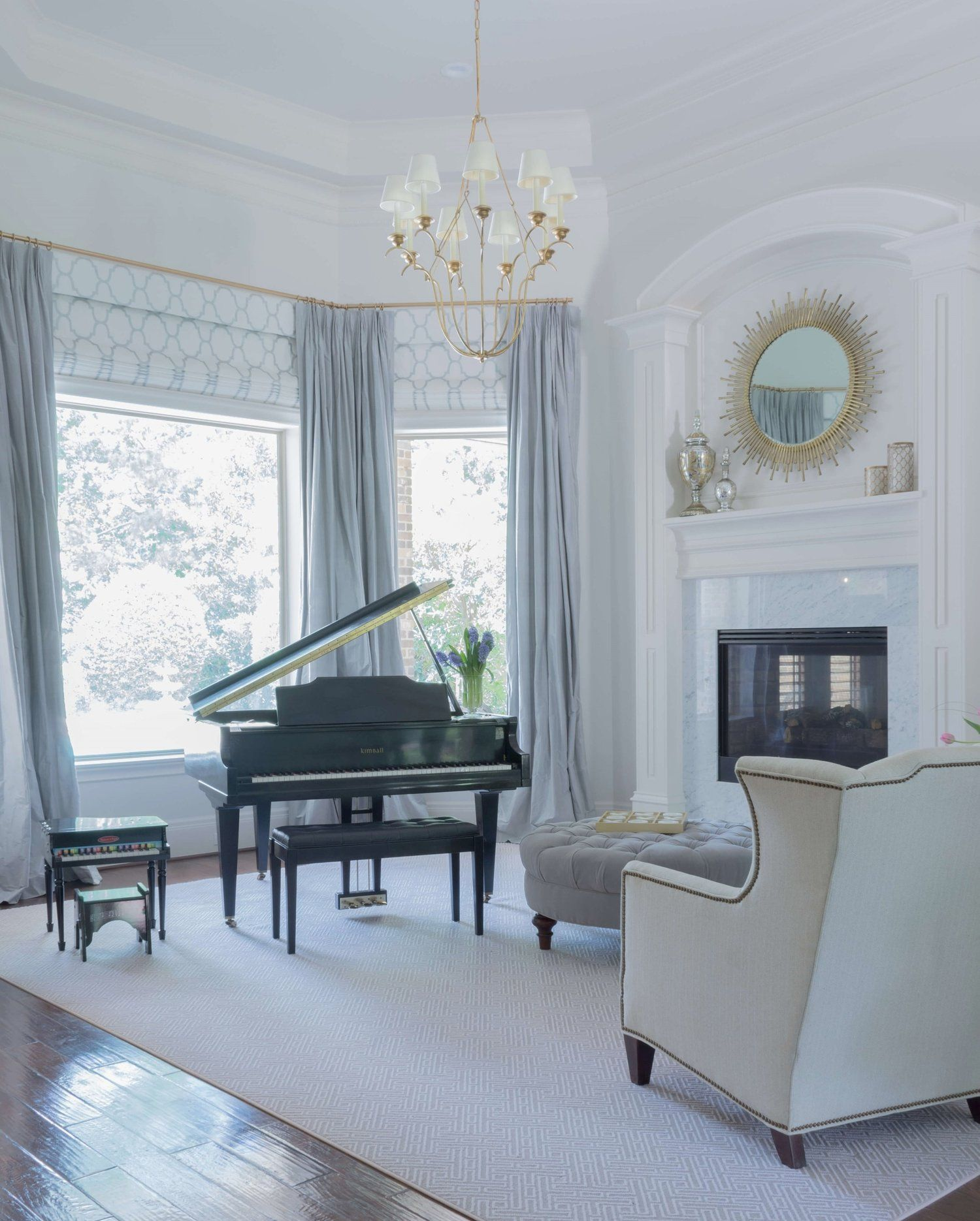 Making A Formal Living Room A Little More Child Friendly Designed Piano Living Rooms Grand Piano Living Room Formal Living Rooms