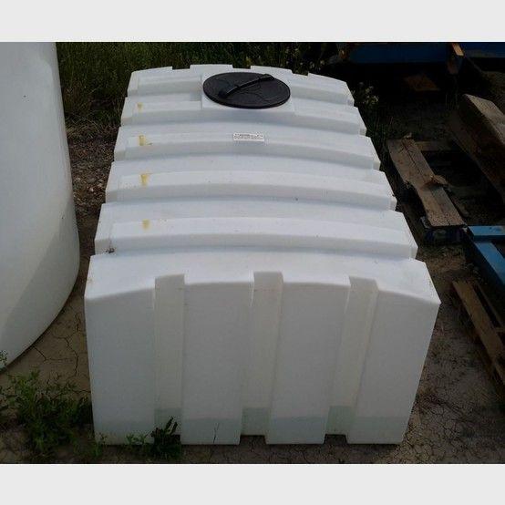 Rectangular Rkw 500 Gallon Loaf Tank Storage Tank Water Storage Tanks Rectangular
