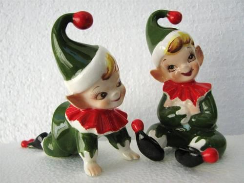 You the Japan vintage elf ornaments agree