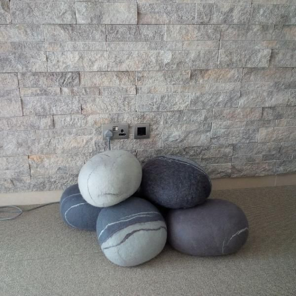 Dubizzle Dubai Home Decor Accents Designer Stone Cushions for
