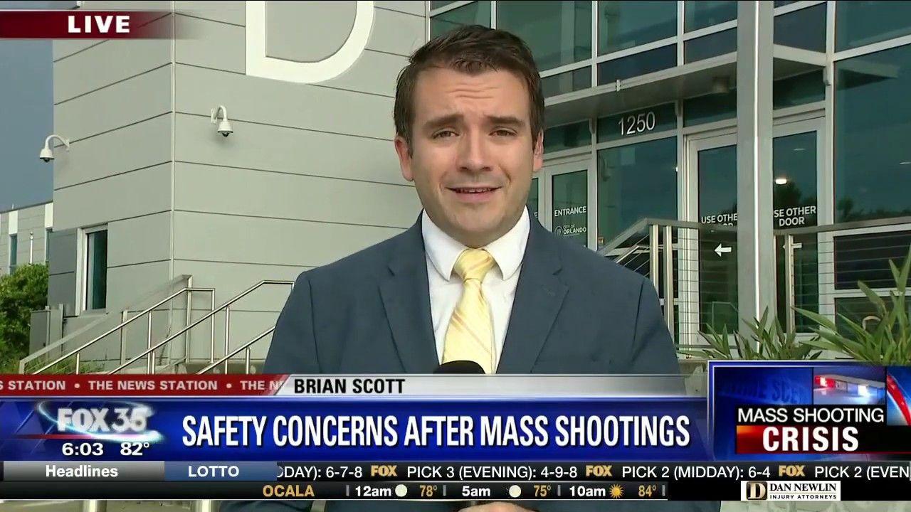 School Security Florida Personal Injury Lawyer Michael