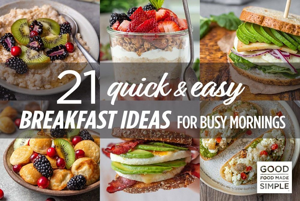 30 Super Fun Breakfast Ideas Worth Waking Up For Easy Recipes For Kids Adults Rezepte Fingerfood Leckeres Essen