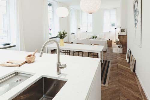 Arredare facile ~ Appartamento luminoso per una giovane coppia: blog arredamento