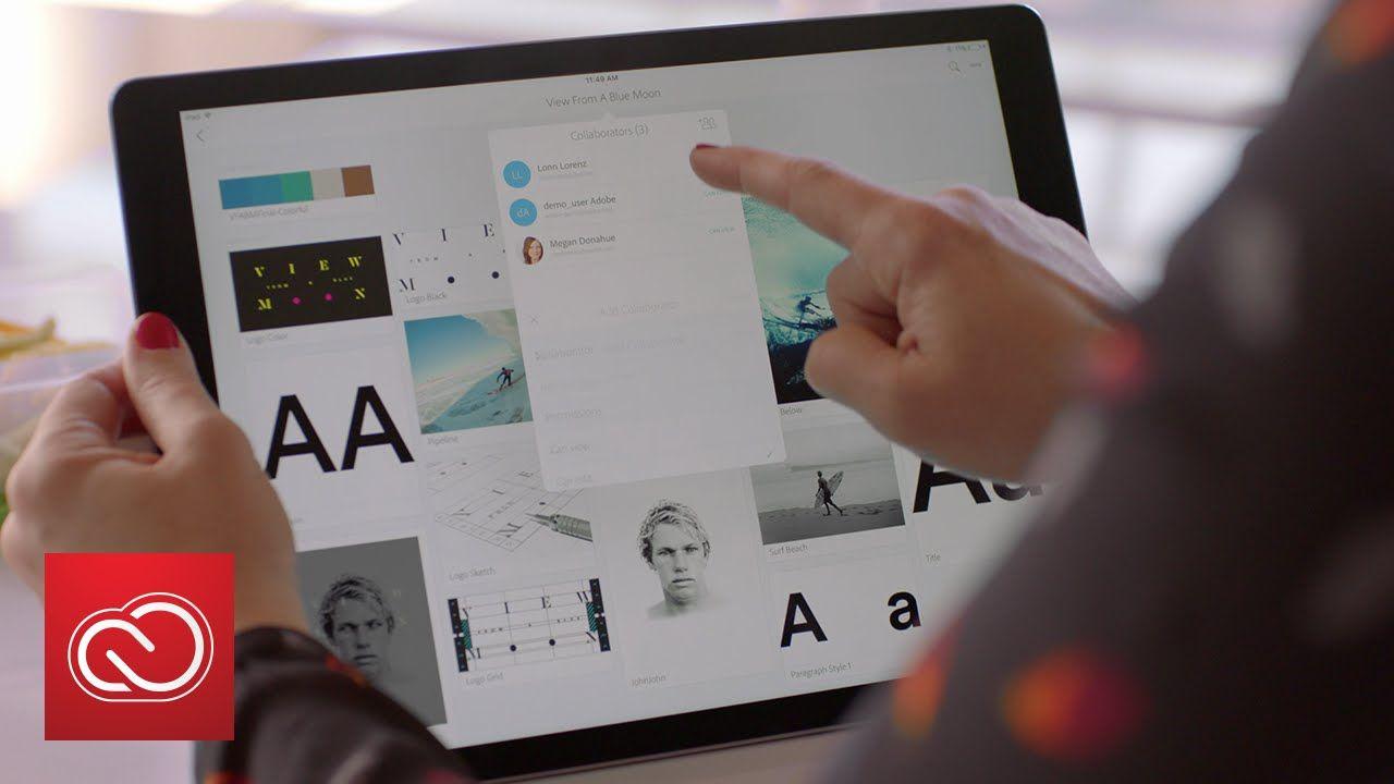 What's New: Adobe Creative Cloud Libraries (June 2016) | Adobe Creative ...