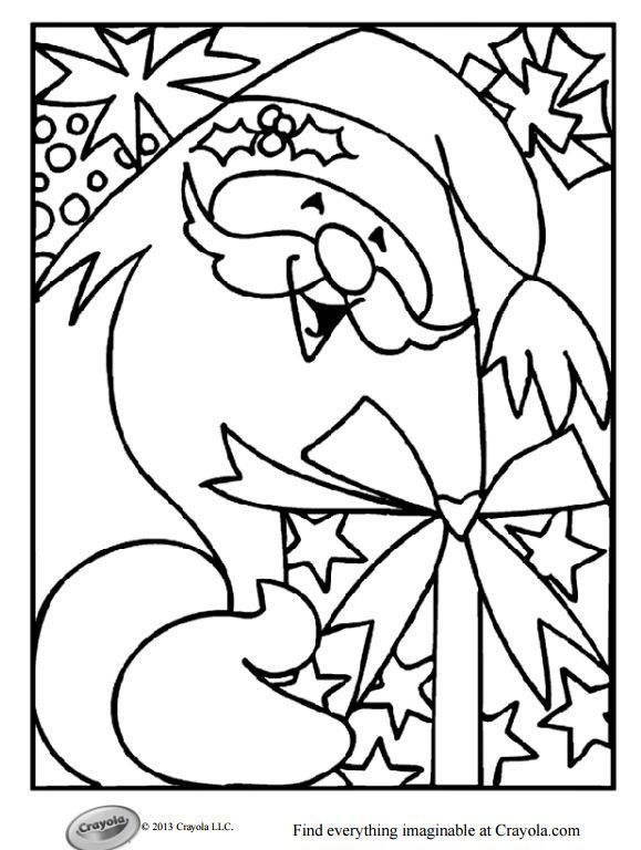 Christmas Fun The Kids Will Love These Printable Coloring Pages Crayolas Free