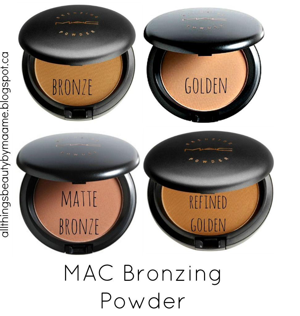 Mac bronzing powder bronzers highlghters pinterest beauty beauty guide bronzers for women of colour nvjuhfo Gallery
