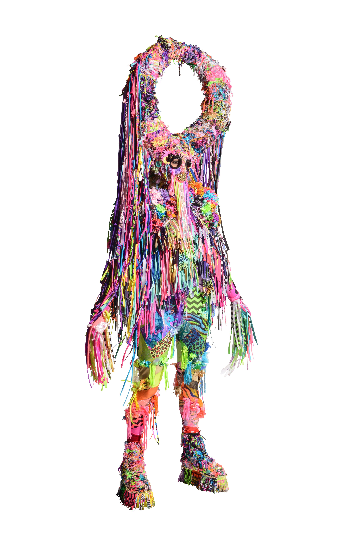 The Stitch Witch Sarah Seahorse Luna Aquatica Victoria University Australia World Of Wearable Art Fashion Wearable Art