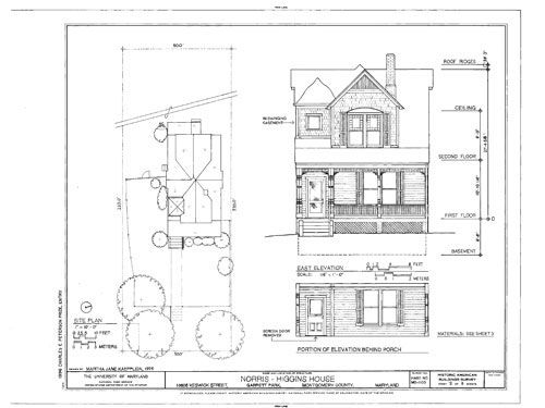 Historic Floor Plan Queen Anne Farmhouse Colonial House Plans Shingle Style Early American Homes