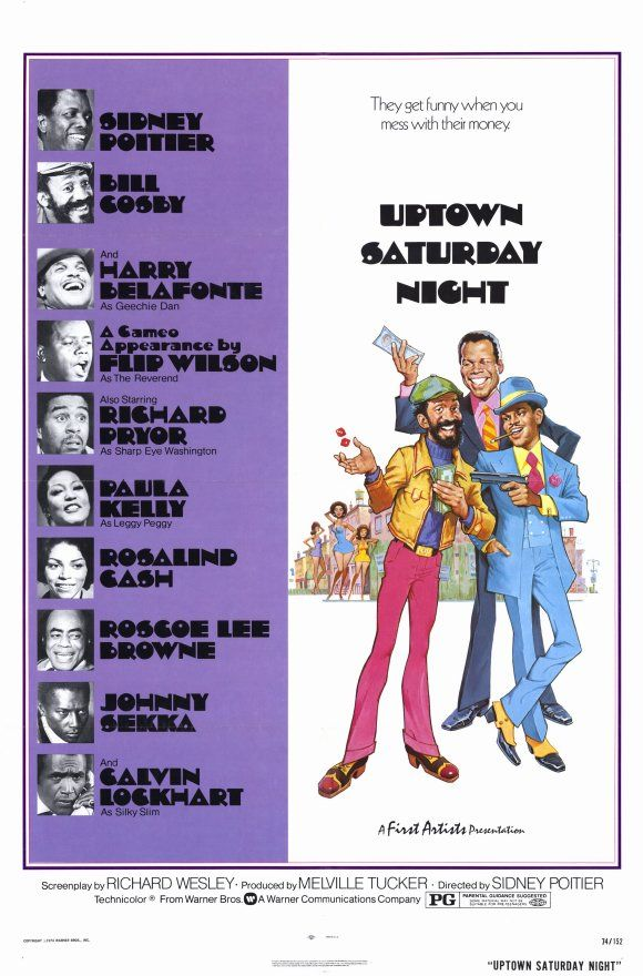 Download Uptown Saturday Night Full-Movie Free