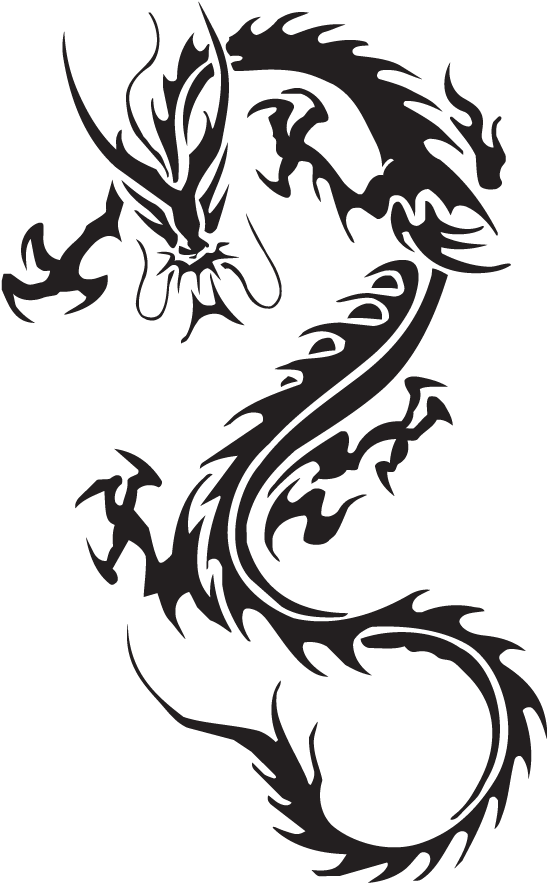 chinese dragon png by on deviantart tattoo pinterest chinese. Black Bedroom Furniture Sets. Home Design Ideas