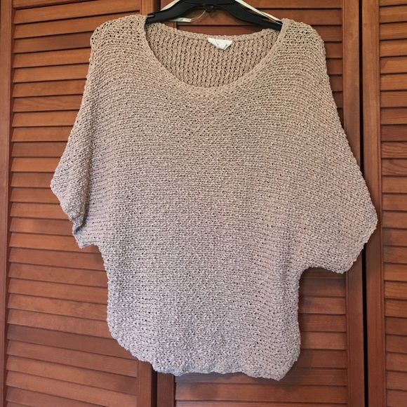 Amazing Project sweater Short sleeved Batwing style. Boutique bought Project Tops