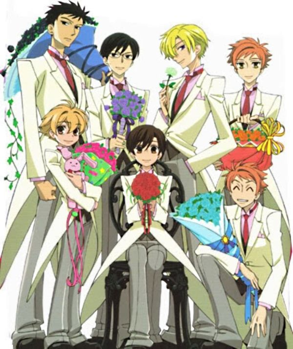 Ouran High School Host Club Wallpaper 3 My Favorite Anime Of All Time