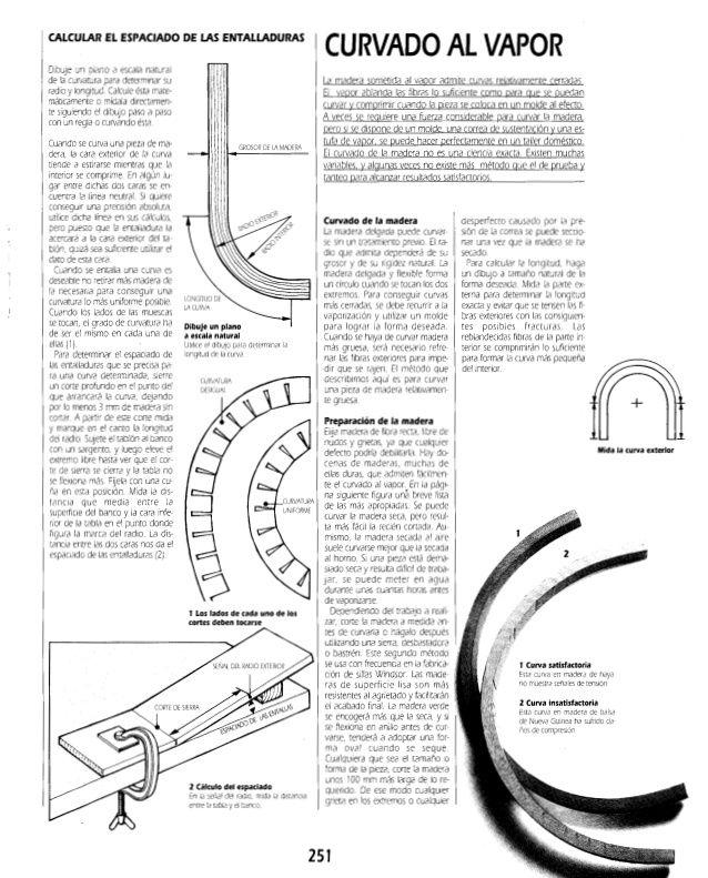 Manual completo de la madera (carpinteria y ebanisteria