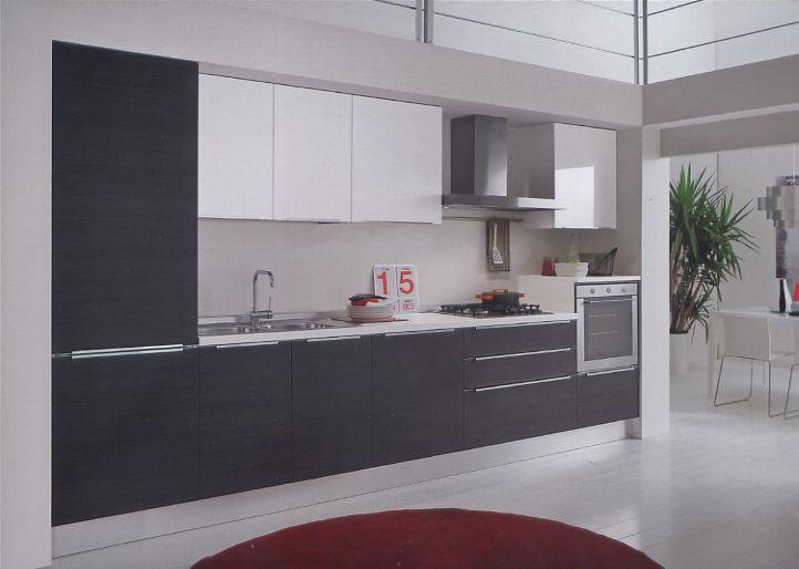 Beautiful Cucine Moderne Rovere Grigio Ideas - Ideas & Design 2017 ...