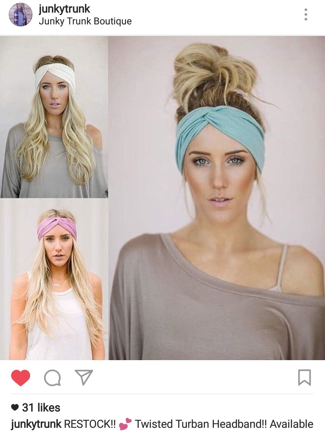 different ways to wear a thick headband!   hair hair hair in