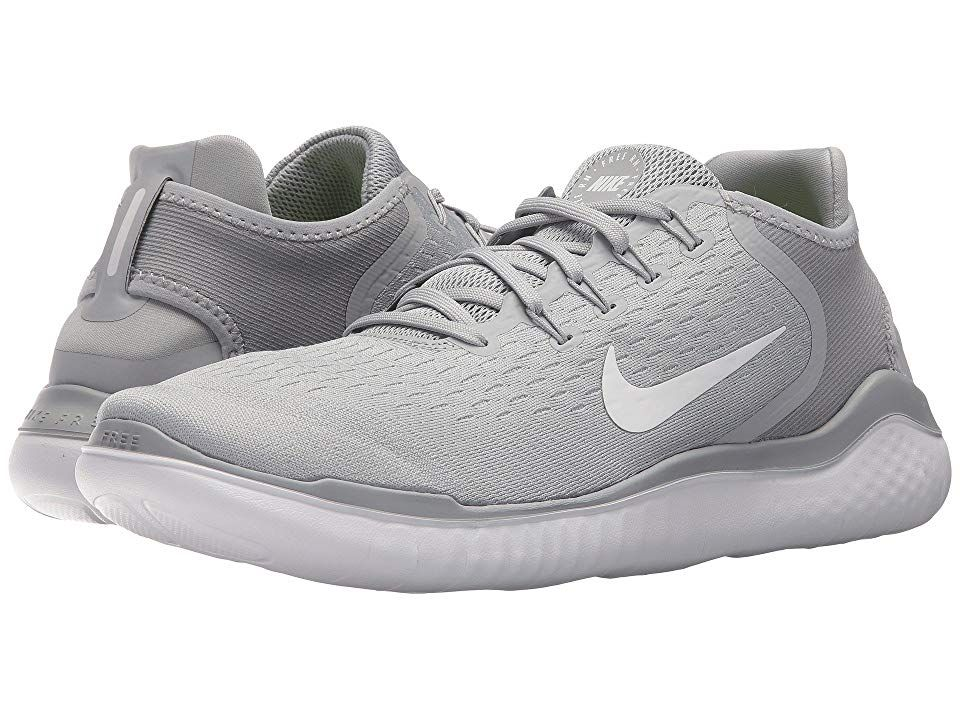 2d4732fdb005 Nike Free RN 2018 (Wolf Grey White Volt) Men s Running Shoes. The Free RN  2018 running shoes from Nike come with a new adaptive fit upper and  flexible sole ...