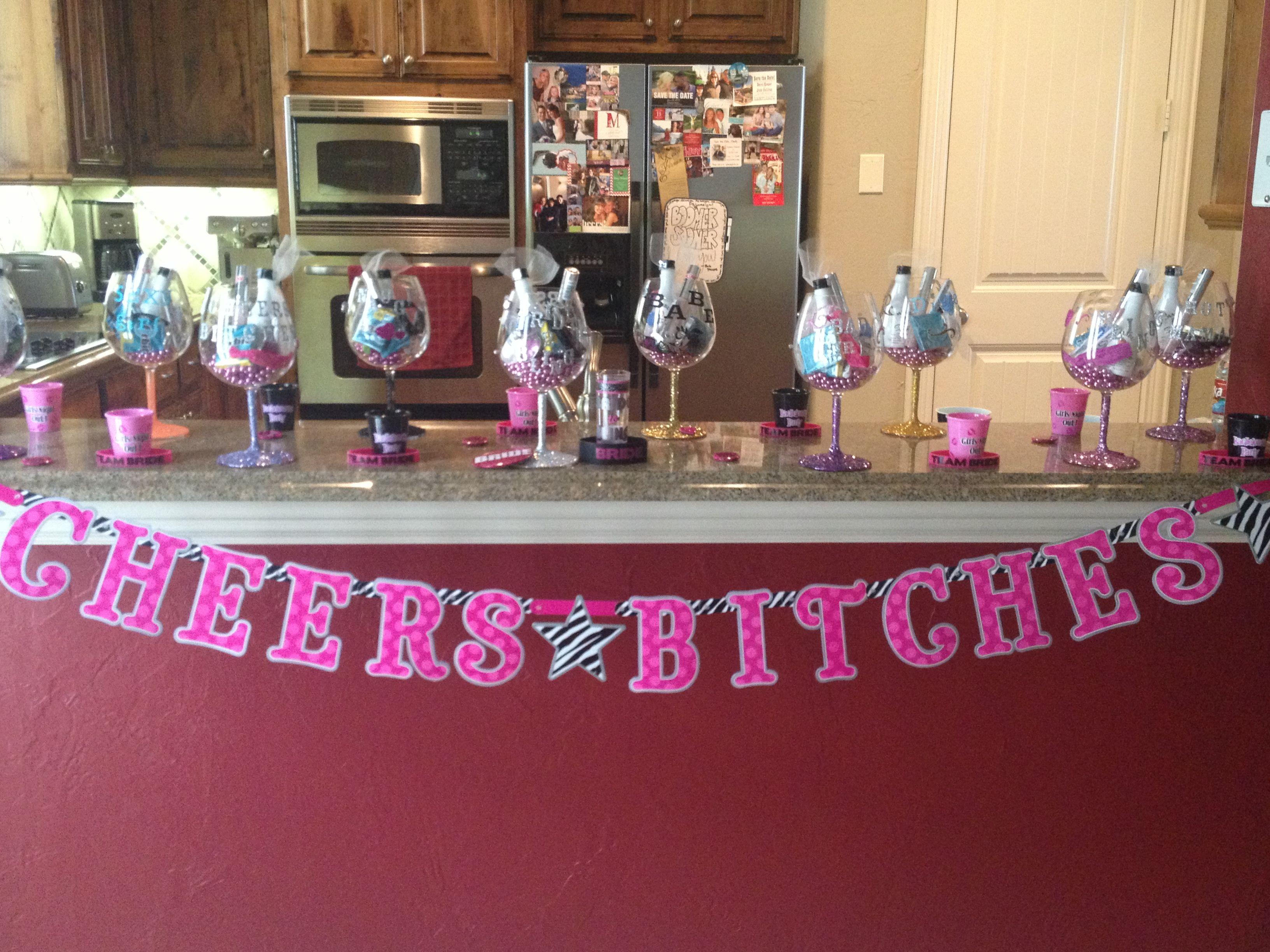Bachelorette Party Decor Parties Parties Parties Pinterest