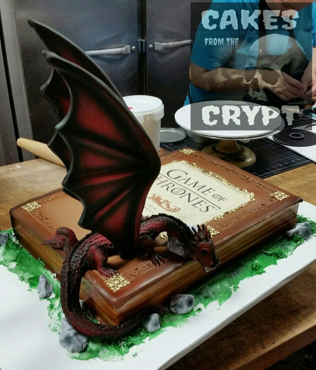 Game Of Thrones Cake I Made Today At Work Kuchen Und Torten Game Of Thrones Torte Motivtorten