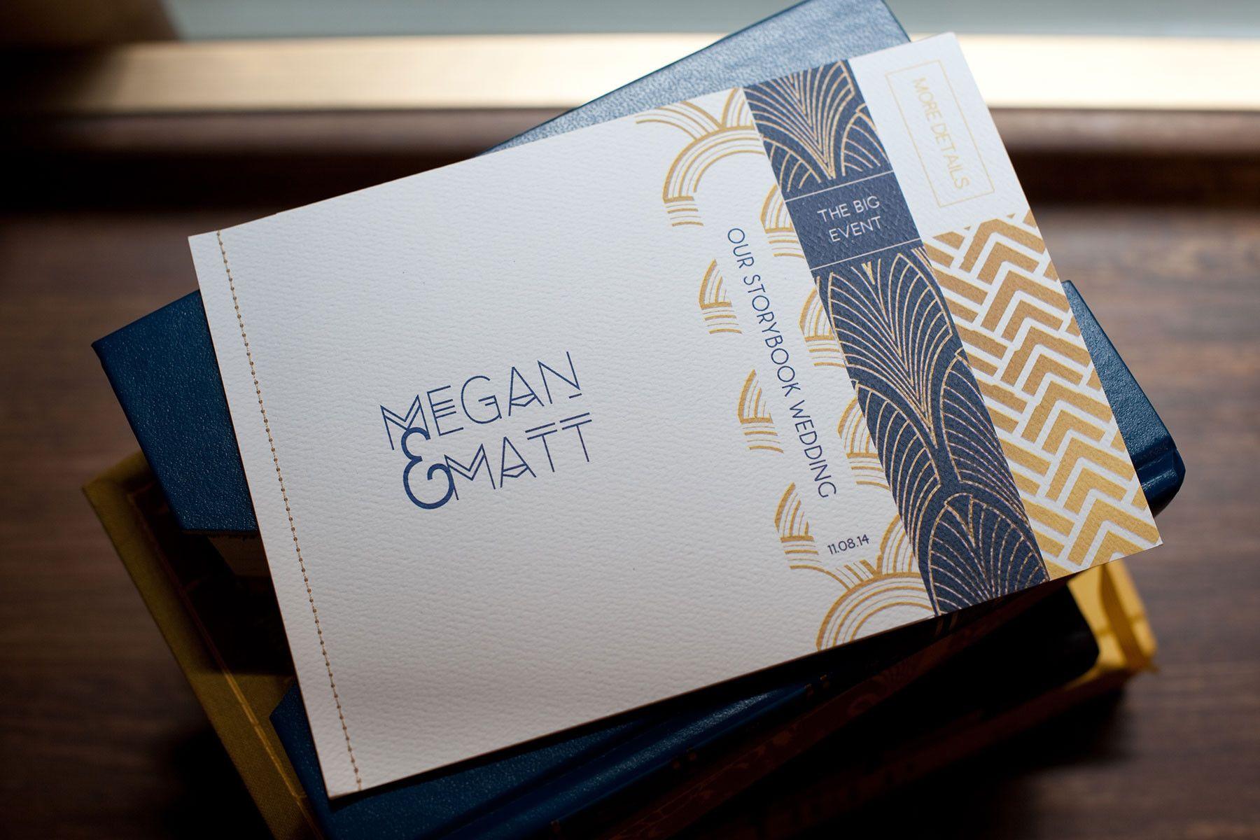 Paper Essentials | Echo Artistry | Wedding Invitation Booklet ...