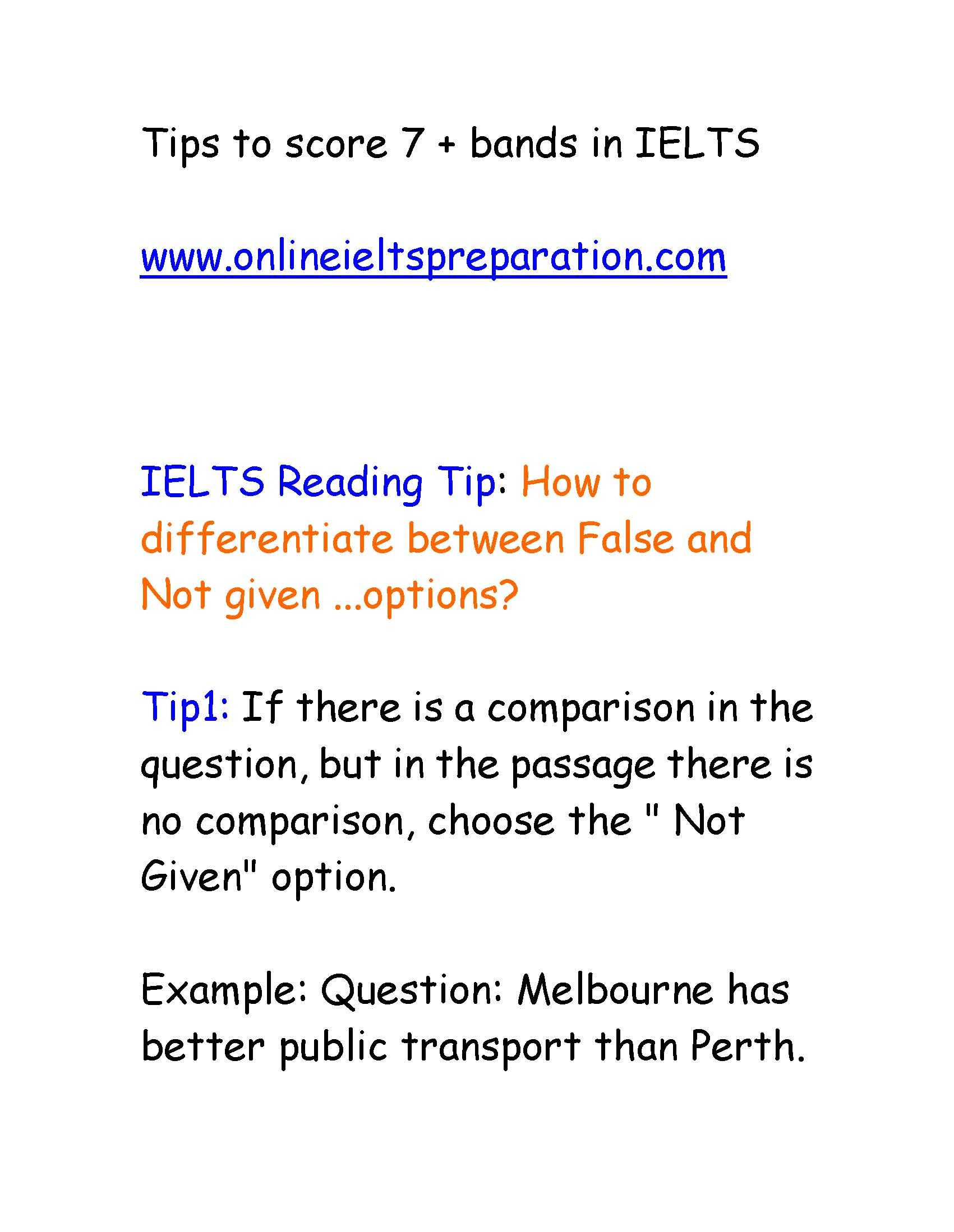 How To Score 7 In Ielts Reading Here Are The Tips For
