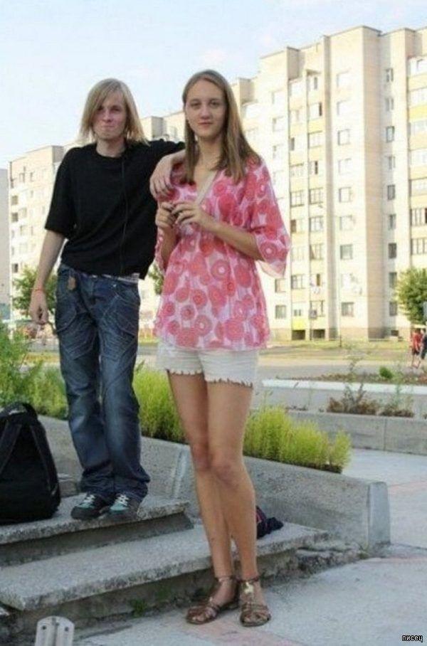 Женщина высокие ростом девушки видео фото моих